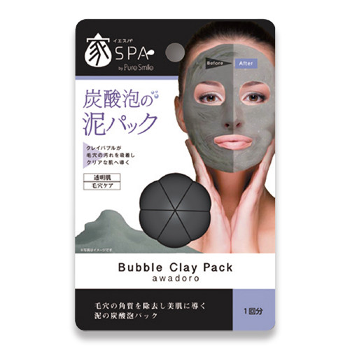Puresmile Lespa Bubble Clay Pack