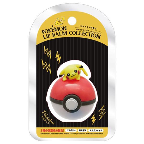 POKEMON Lip balm Collection#2  Pikachu