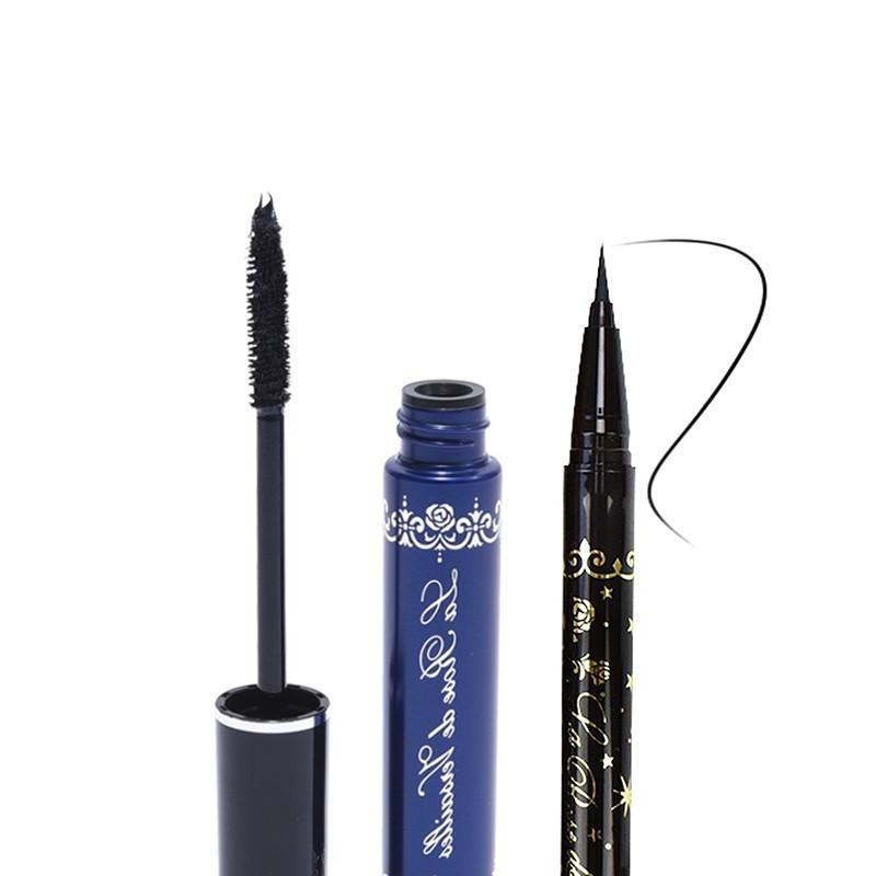 Creer Beaute Versailles Oscar Mascara & Eyeliner Set