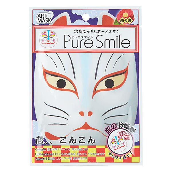 Puresmile Nippon Art Mask Koinookitsunesama