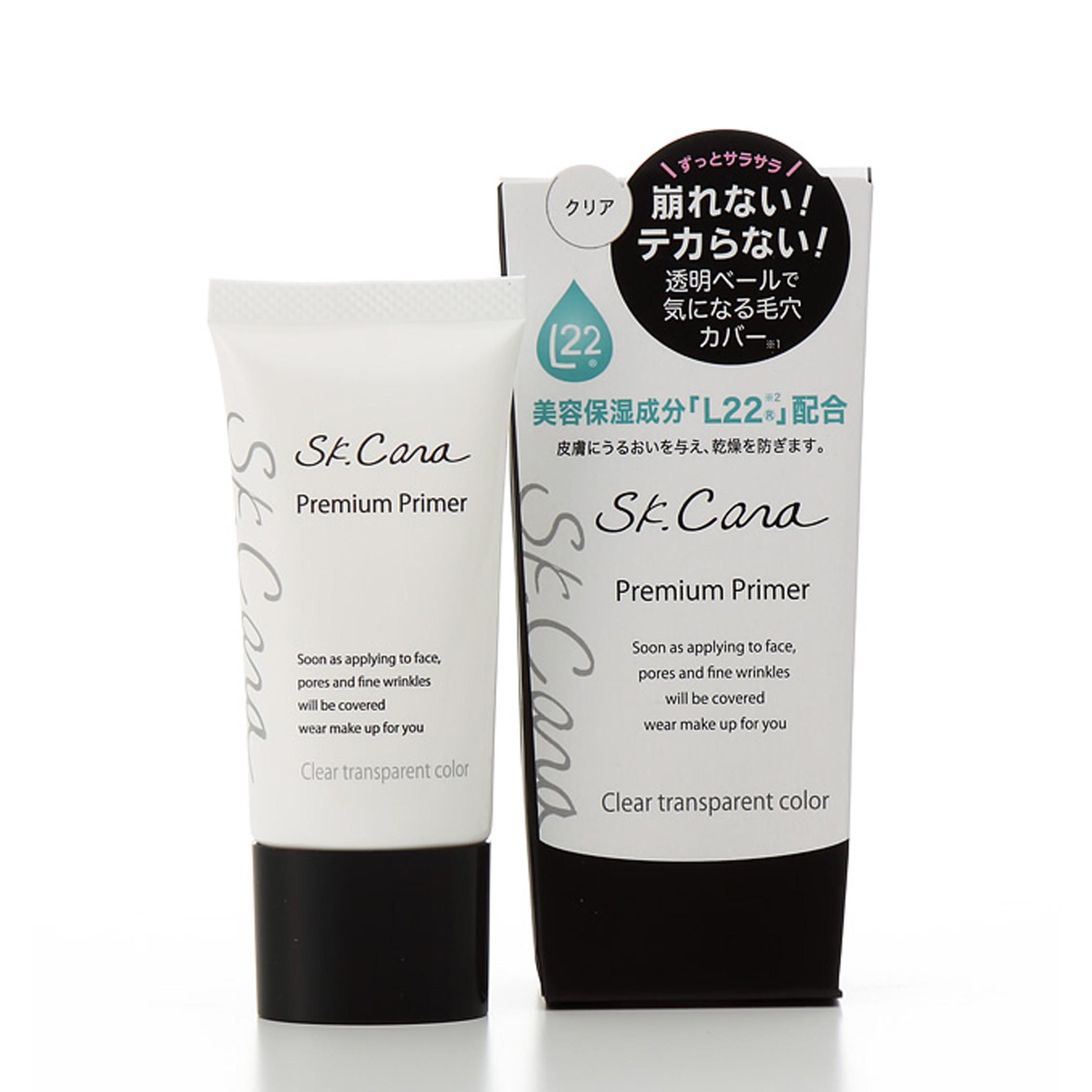 SK Cara Premium Primer Clear