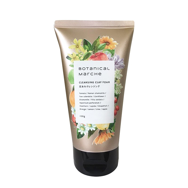 Botanical Marche Clay Bubble Cleansing