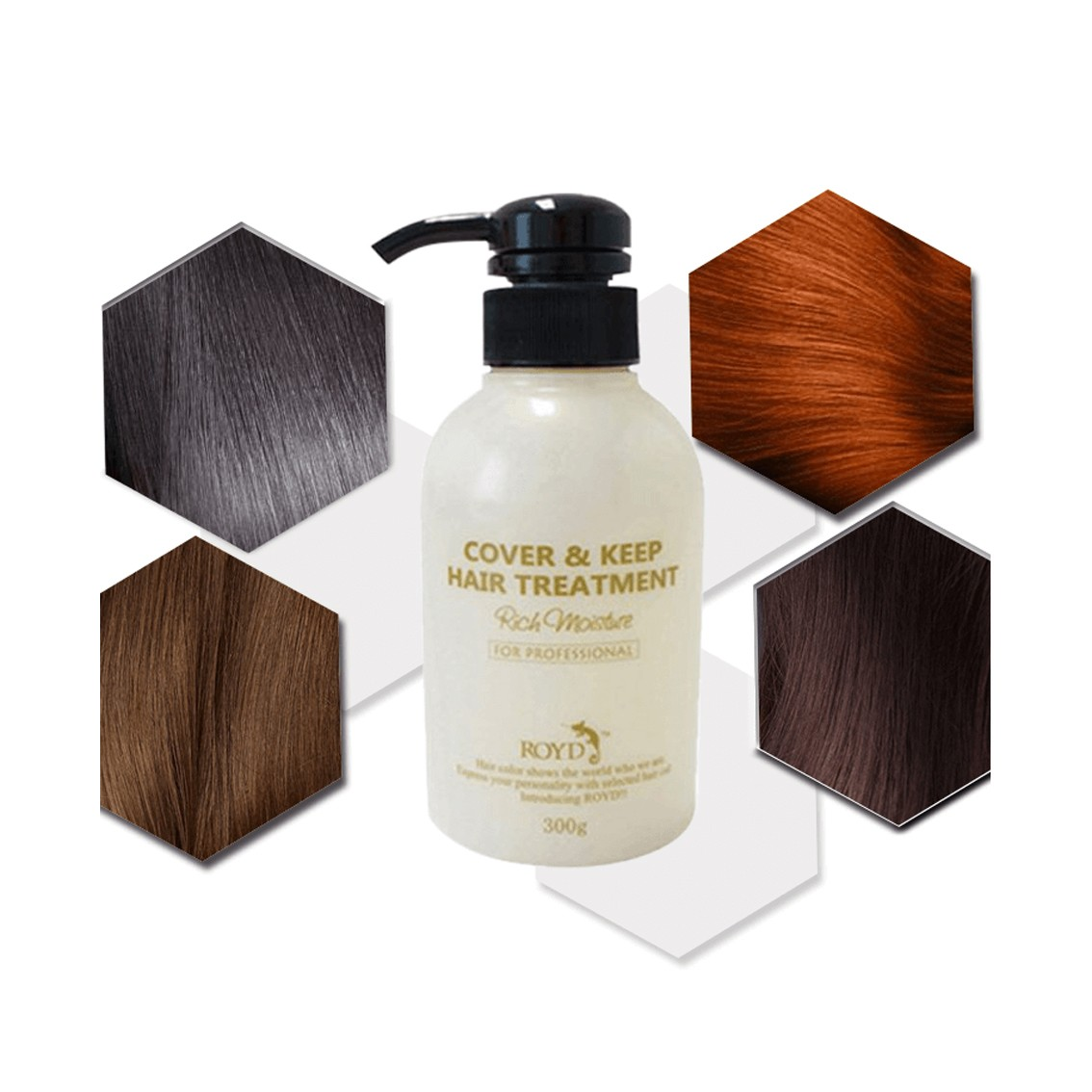 ROYD Hair Treatment
