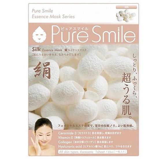 Puresmile Essence Mask  Silk