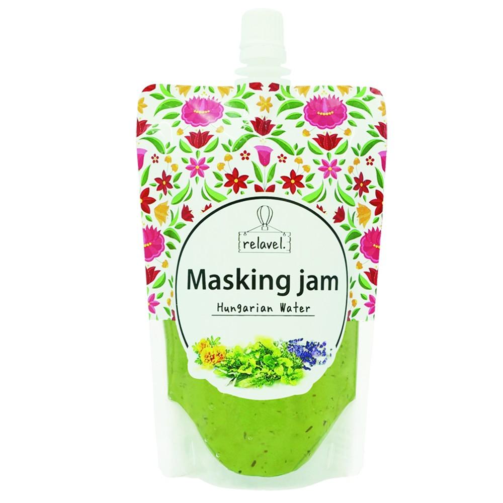 Relavel Masking jam Hungarian Water