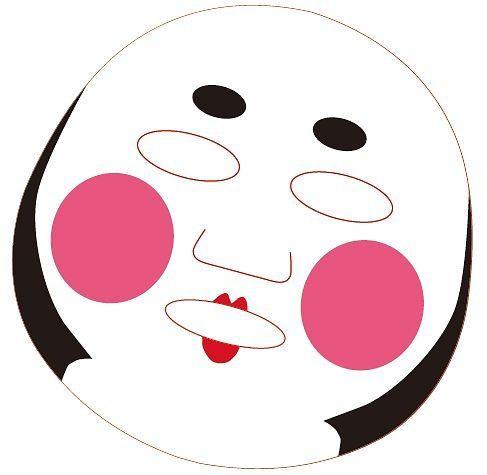 Puresmile Nippon Art Mask Hoppehime