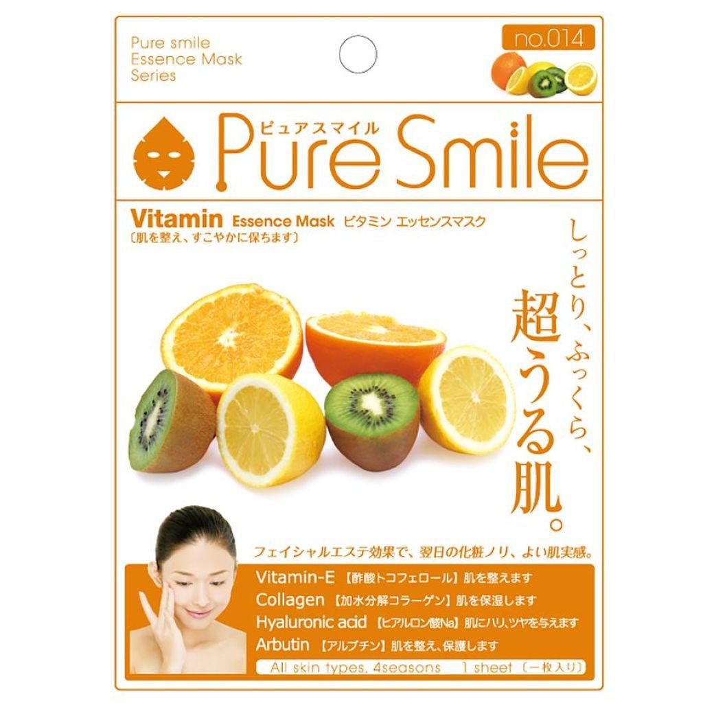 Puresmile Essence Mask  Vitamin