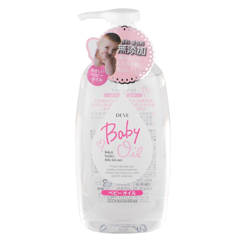 Deve Massage Baby Oil