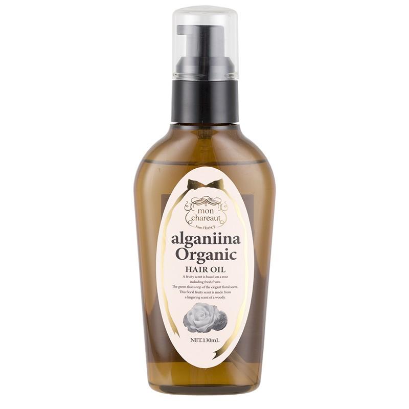 Mon Chareaut Alganiina Organic Hair Oil