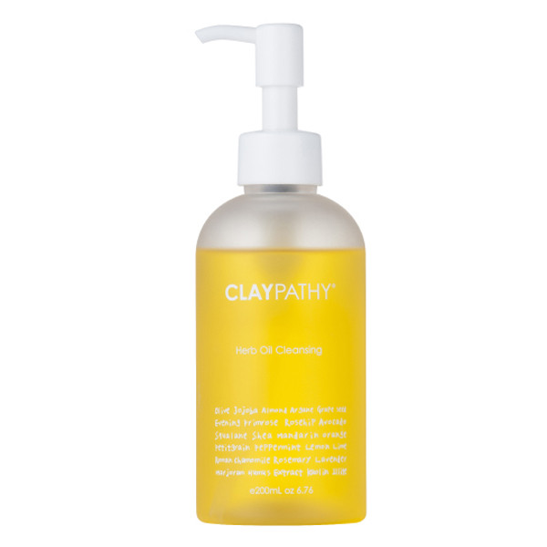 Claypathy Cleansing Oil