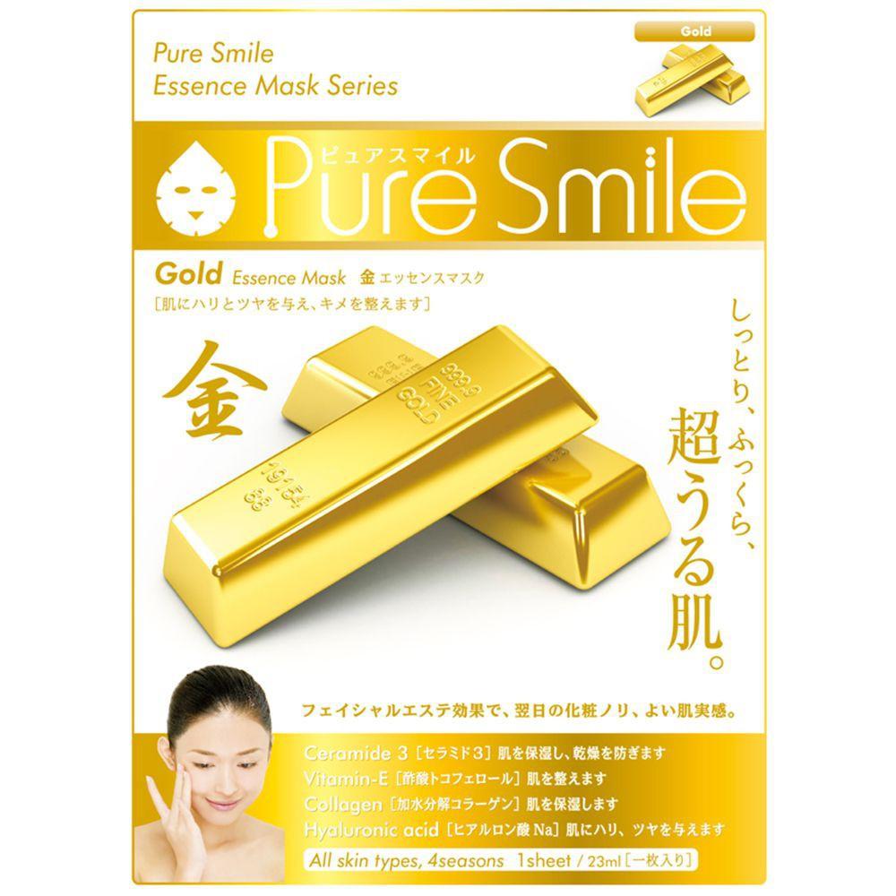 Puresmile Essence Mask  Gold