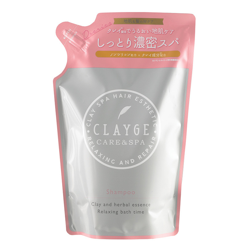 Clayge Shampoo D Refill