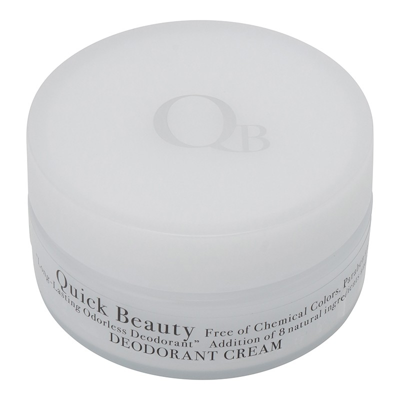 QB 7 Days Long Lasting Deodorant Cream 30g