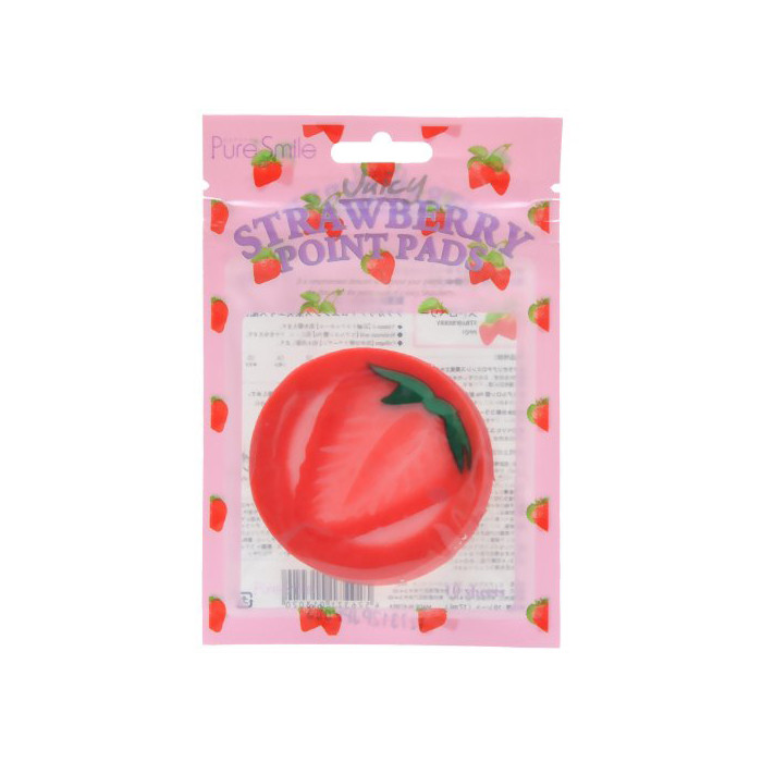 Puresmile Juicy Point Pads Strawberry
