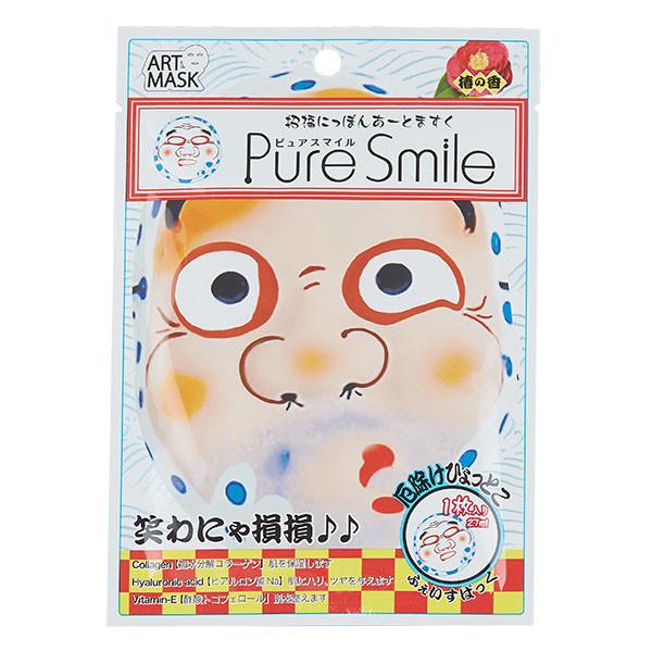 Puresmile Nippon Art Mask Yakuyokehyottoko
