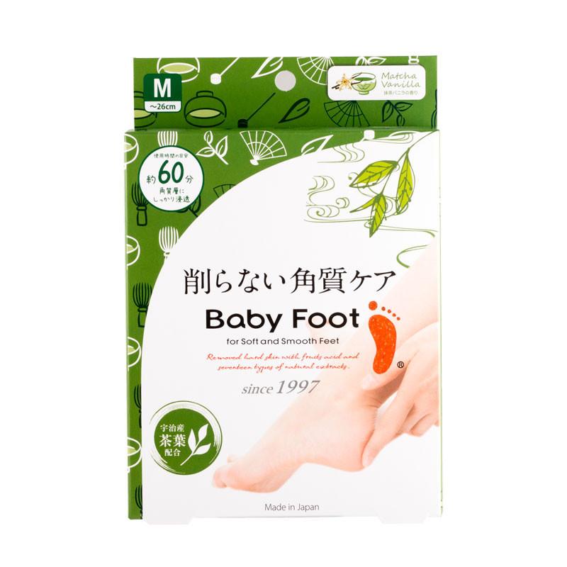 BABY FOOT Matcha 60mins EasyPack M