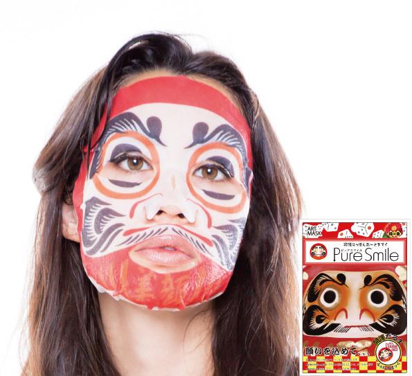 Puresmile Nippon Art Mask Kaiunndaruma