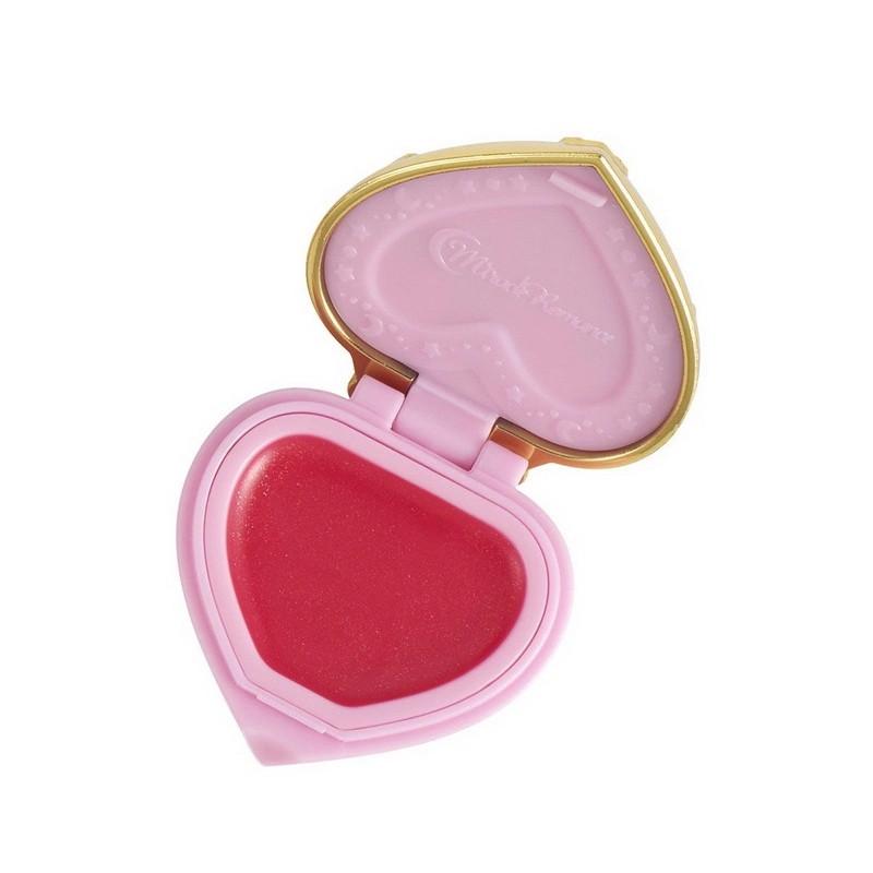 Miracle Romance Glitter Lip Cosmic Heart Compact [2021 Series]